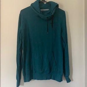 Nike Tops - Cowl Neck Sweatshirt L